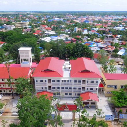 SVAY RIENG PROVINCIAL REFERRAL HOSPITAL